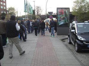 Holstenstraße - Holstenfest 2013