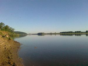 Утро предвещало хорошую рыбалку