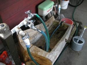古民家で田舎暮らしの栗の舟