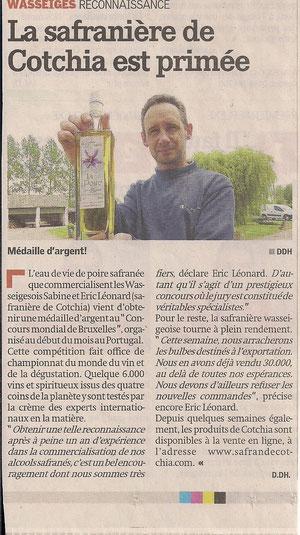 La Meuse D.D le 21/05/2012