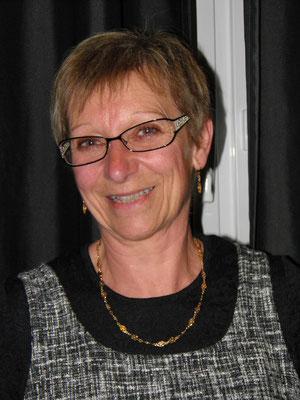Annette CLAUDE,  présidente de 2003 à 2017,