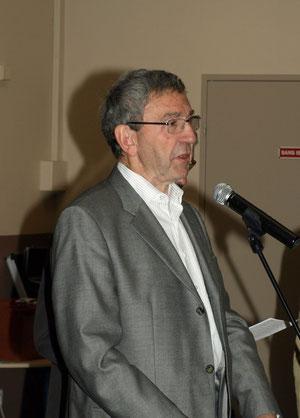 Gilbert Beck, nouveau Président.
