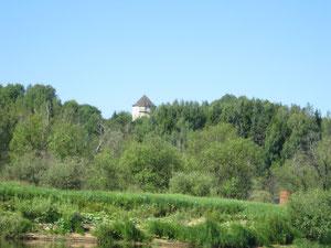 """Сторожевая башня"" в Варнавино"