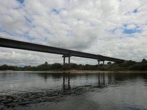 Мост в г. Ветлуга