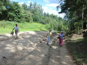 Дорога наверх, в Варнавино