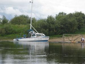 Местный яхт-клуб