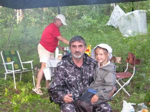 Дядя Толя с Машей