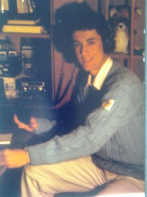 Stazione CB Gatto Silvestro - anno 1987