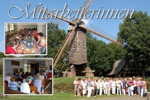 Ausflug der Mitarbeiterinnen zum Mühlenhof und Aasee Münster