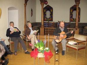 Einkehrtage in Gehrden mit Pastor Anstett