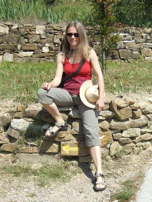 Das Ende des Jakobova Pot in Izola an der Adria