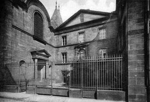 Cour d'honneur (1850)