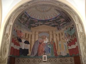 Fresque historique de Dussour (1935)