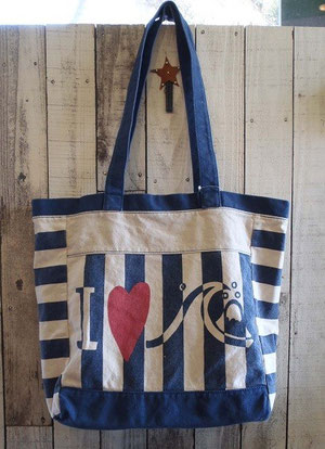 BY THE BAY TOTE BAG 5,670yen
