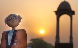 Goethe in Indien