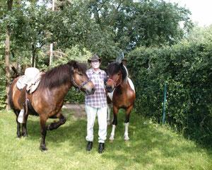 Günther: Ranchreiter und Indianer-Kenner