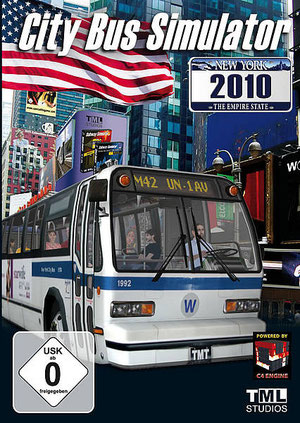 Jaquette du Volume 1 de City Bus Simulator