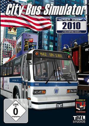 Jaquette du Volume 1 de City Bus Simulator