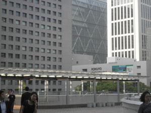 東京入国管理局 バス