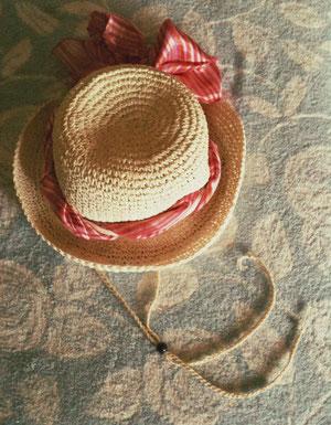 夏帽子を、今見るのもね、おつでしょ。違うか。続きを読むをクリック。