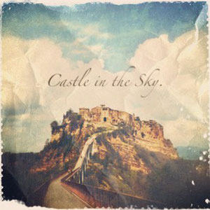 Castle in the sky.