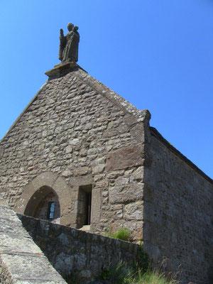 古い教会。