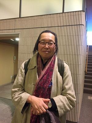 コーディネーターの吉田洋子さん(吉田洋子まちづくり計画室)