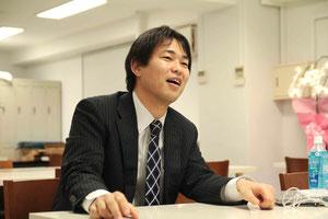 組織・人事コンサルタント 辻 勇作氏