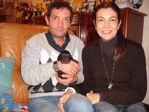 Daniele & Silvia con ROSY - Destinazione Forlì