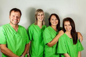 Praxis-Team von Dr. med. Fottner