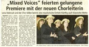 01.04.2007 - Konzert