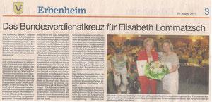 Erbenheimer Anzeiger, 26.8.2011