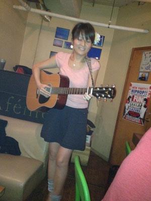Live告知@BarUnderBar2011/11/13