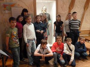 В Музее истории г.Томска