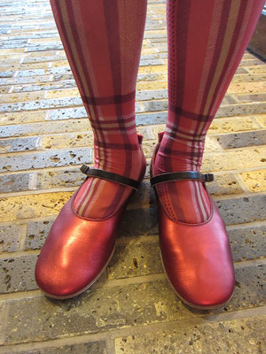 靴¥31500(size24cm レッド)ebagos