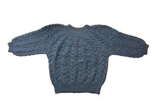 手作りセーター