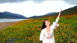 平原綾香さんの「今、風の中で」より