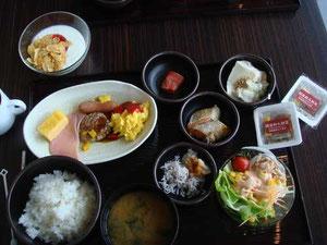 #1 カンデオホテルズ茅野の朝食