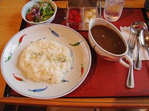 野菜カレー ¥750