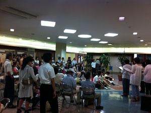 若者手づくりフェスタ 阪急リータの夏フェス・冬フェス