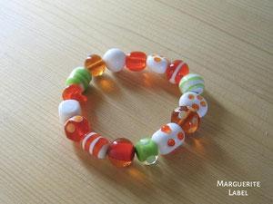 Passion Orange Bracelet