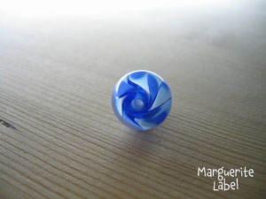 Blue Notes / Glass Beads