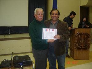 Foto Entrega Diploma