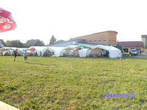 Landesjugendzeltlager in Wettmannstätten 10.- 14.07.2013