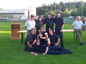 Bereichsfeuerwehrbewerb in Ligist 16.06.2012