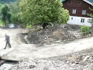KHD Einsatz in Oberwölz 12.07.2011