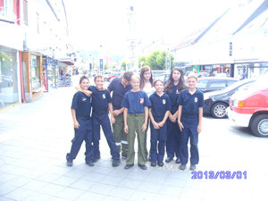 Jugendleistungsbewerb in St.Veit am Vogau 06.07.2013
