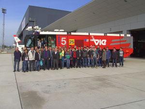 Feuerwehrausflug Wien 30.09.2012