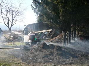 Brandeinsatz 17.03.2012