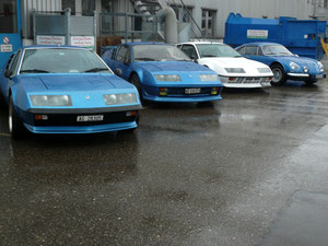 Renault Alpine Club Regional